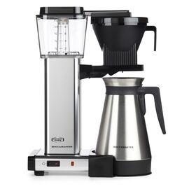Moccamaster KBGT Капельная кофеварка серебряная, фото