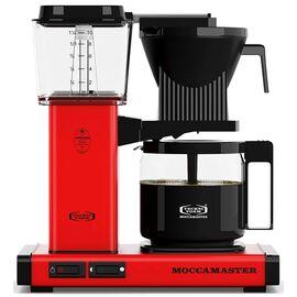 Moccamaster KBG Капельная кофеварка красная, фото