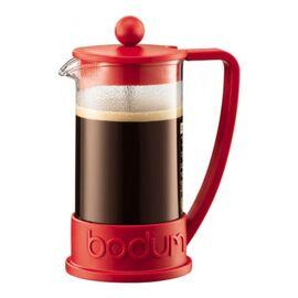 Bodum 10938-294 Brazil Френч-пресс 1 л красный, фото