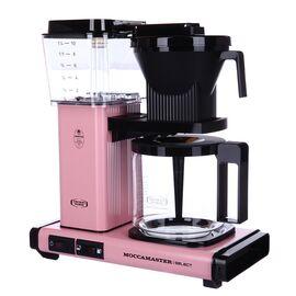 Moccamaster KBG Select Капельная кофеварка розовая, фото