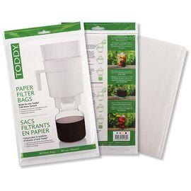 Toddy Бумажные фильтр-мешки для бытового заваривателя 20 шт., фото