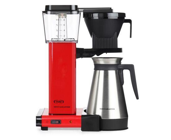 Moccamaster KBGT Капельная кофеварка красная, фото