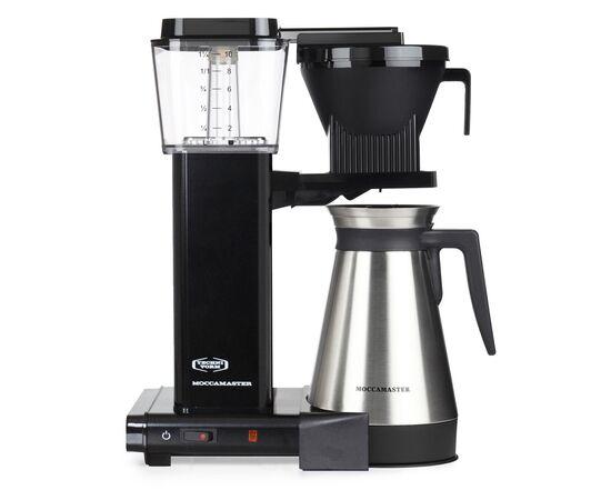 Moccamaster KBGT Капельная кофеварка черная, фото