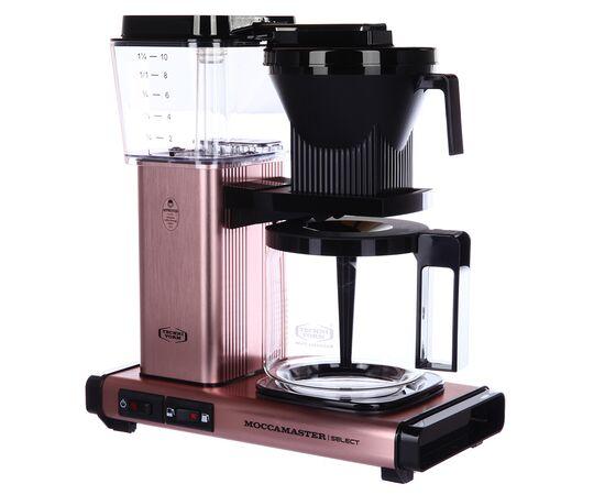 Moccamaster KBG Select Капельная кофеварка медная, фото