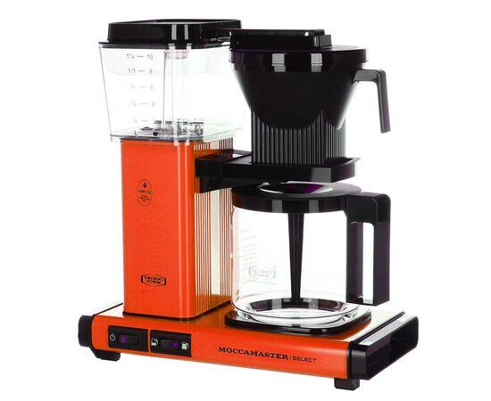 Moccamaster KBG Select Капельная кофеварка оранжевая, фото