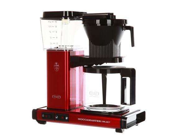 Moccamaster KBG Select Капельная кофеварка красная, фото