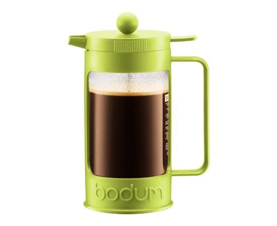 Bodum 11376-565 Bean Френч-пресс 1 л зелёный, фото