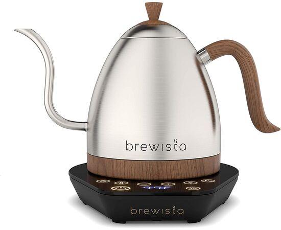 Brewista Artisan Электрочайник с контролем температуры 1 л стальной, фото