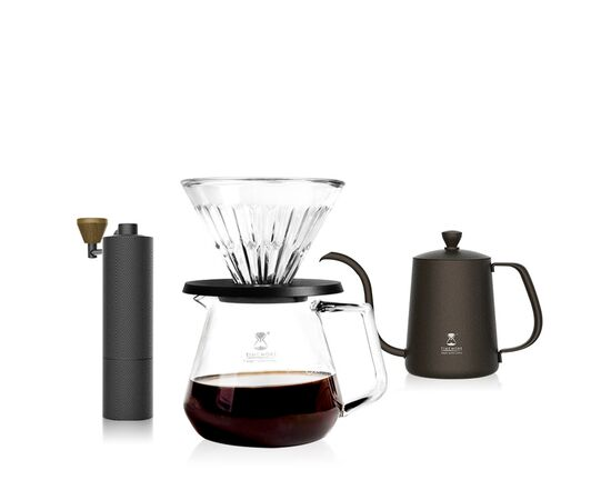 Timemore SLIM Plus Pour Over Set набор для заваривания кофе, фото