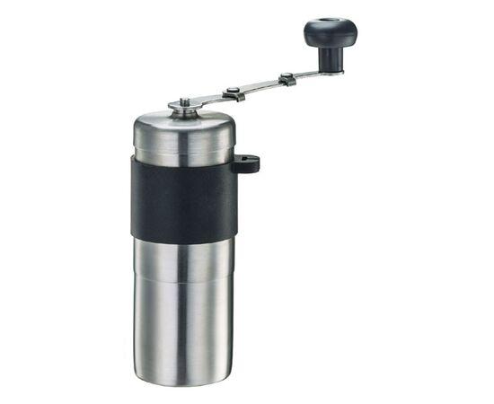 Портативная ручная кофемолка Tiamo HG6171BK черная, фото