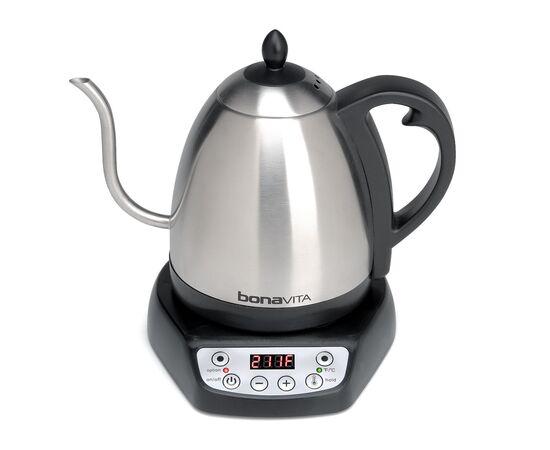 Электрический чайник с контролем температуры Bonavita 1 л, фото